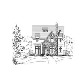 House Plan #156-1778