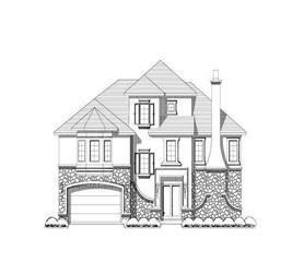 House Plan #156-1795