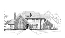 Main image for house plan # 15441
