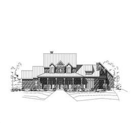 House Plan #156-1895