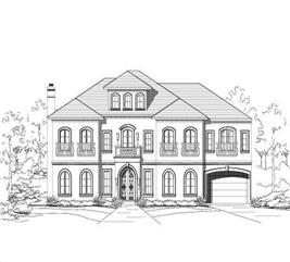 House Plan #156-1916