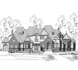 House Plan #156-2003