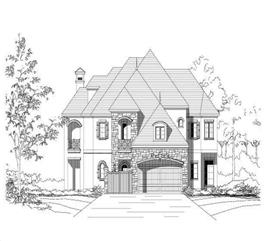 House Plan #156-2013