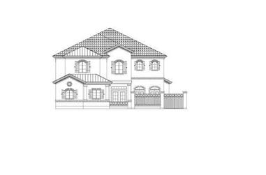 3-Bedroom, 3768 Sq Ft Country Home Plan - 156-2108 - Main Exterior