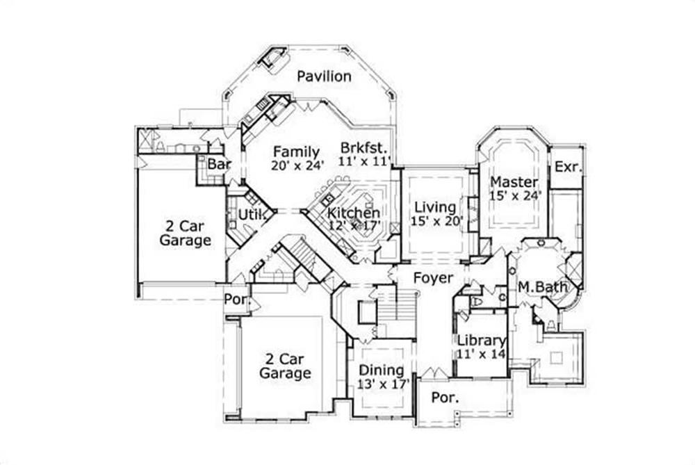 HOME PLAN OHP