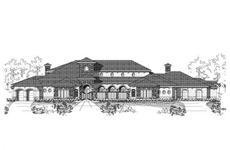 Main image for house plan # 15440