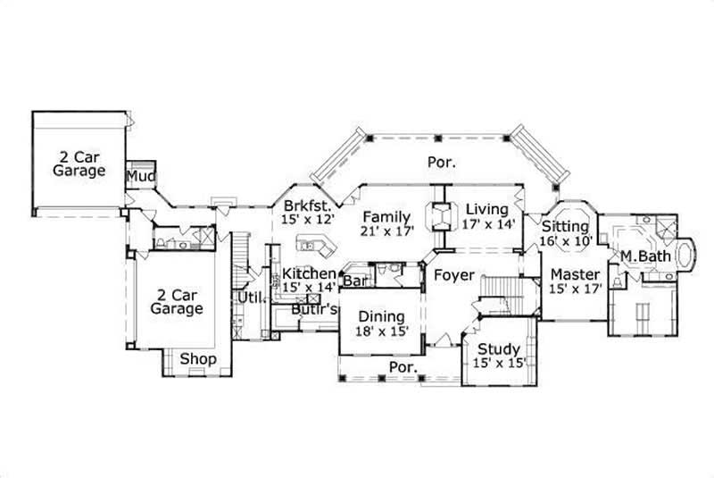 HOME PLANS OF OHP