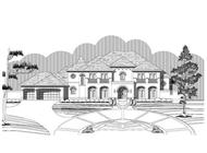 Main image for luxury house plan # 19439