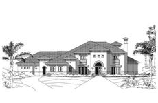 Main image for house plan # 15385