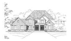 Main image for house plan # 15976