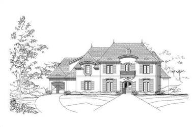 House Plans Between 6400 And 6500 Square Feet