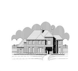 House Plan #156-2415