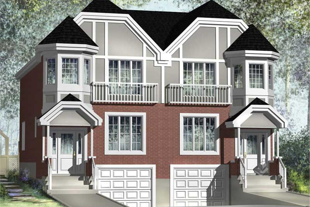 multi unit house plan 157 1017 6 bedrm 3544 sq ft per