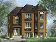 View house Plan#157-1034