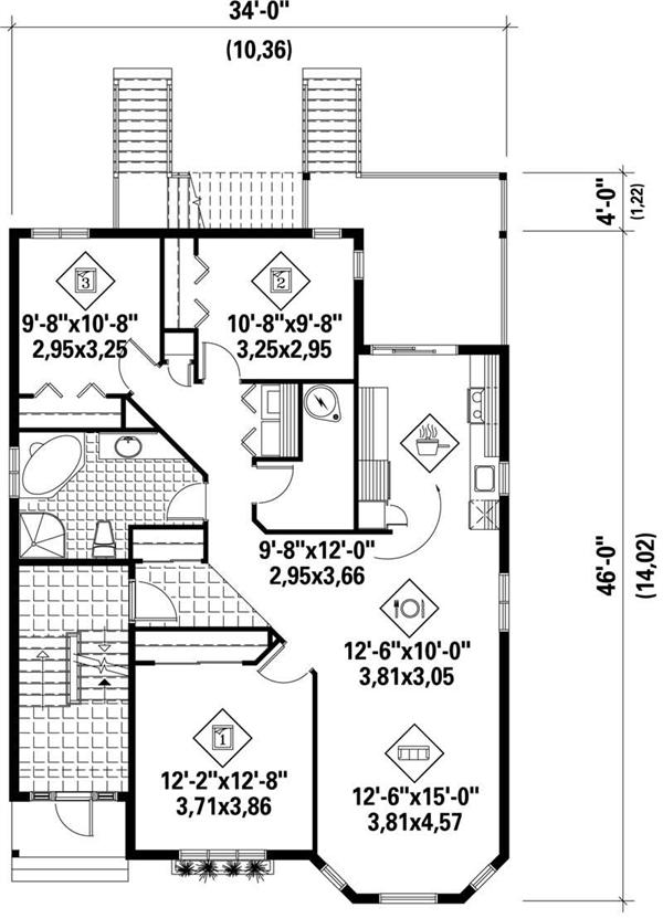 HOME PLAN PI 40353