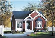 View house Plan#157-1047