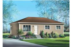 Main image for house plan # 12661