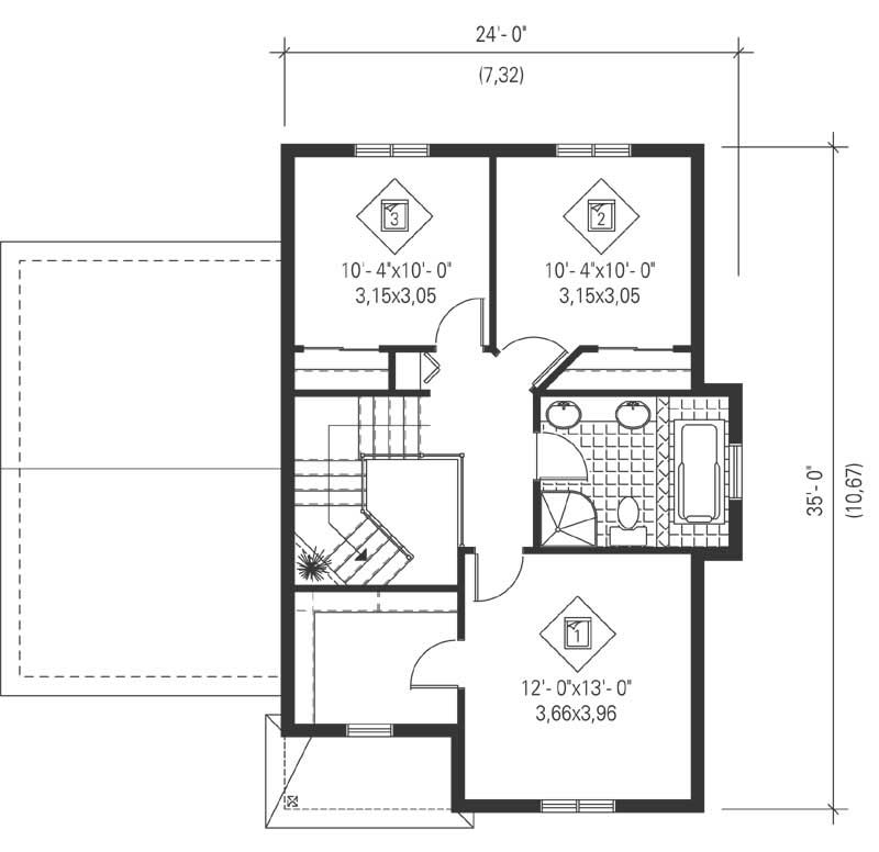 Multi Level House Plans Home Design Pi 20914 12966