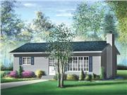View house Plan#157-1081