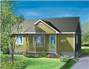 View house Plan#157-1113