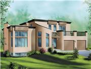 View house Plan#157-1208