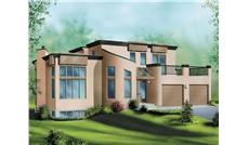 Main image for house plan # 12421