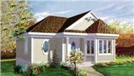 Main image for house plan # 12275