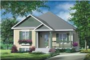 View house Plan#157-1254