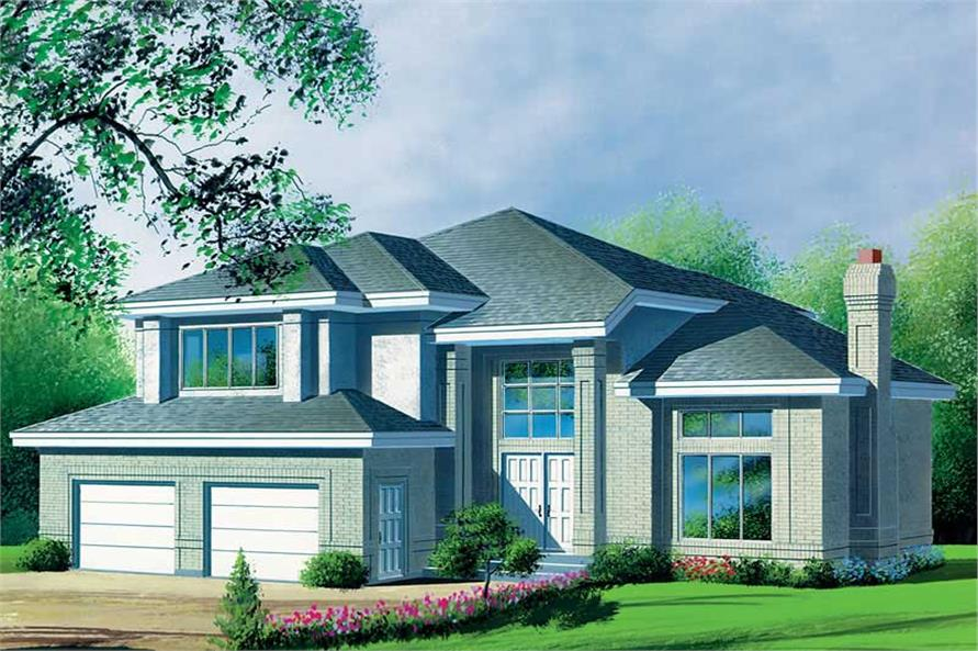Main image for house plan # 12312