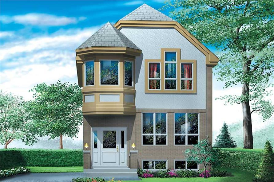 Main image for house plan # 12542