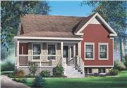 View house Plan#157-1356