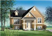View house Plan#157-1365