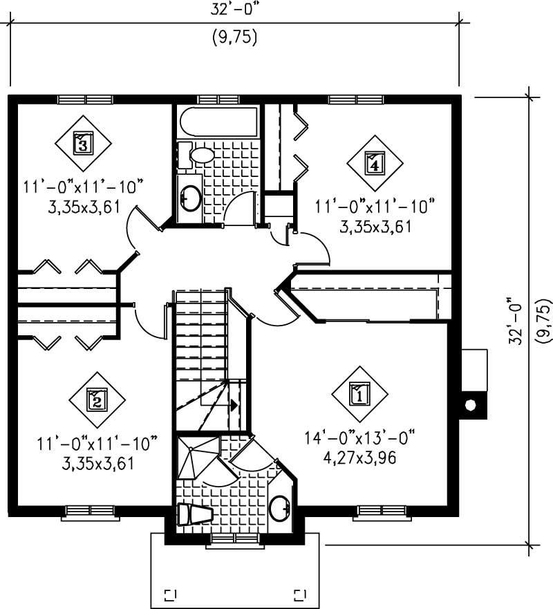 Multi level house plans home design pi 20800 12245 for Multi level house designs
