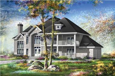 Main image for house plan # 12228
