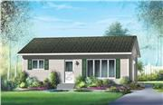 View house Plan#157-1451