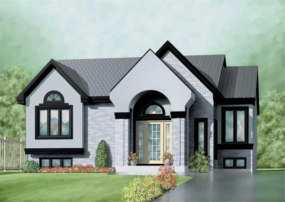 Main image for house plan # 12635