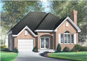 View house Plan#157-1457