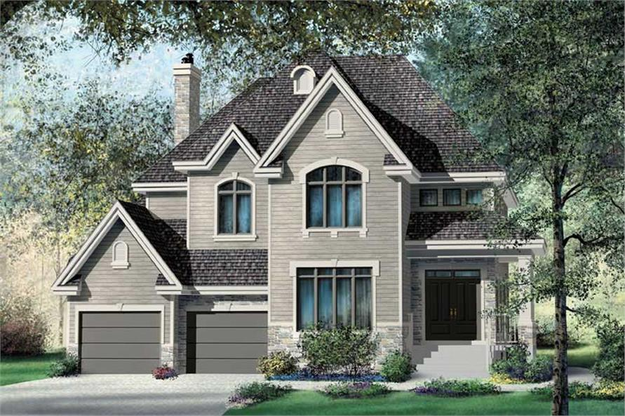 Main image for house plan # 12218