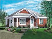 View house Plan#157-1475