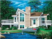 View house Plan#157-1482