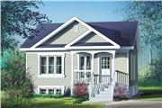 View house Plan#157-1501