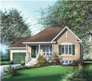 View house Plan#157-1503