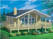 View house Plan#157-1524