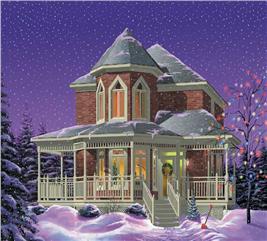 House Plan #157-1548