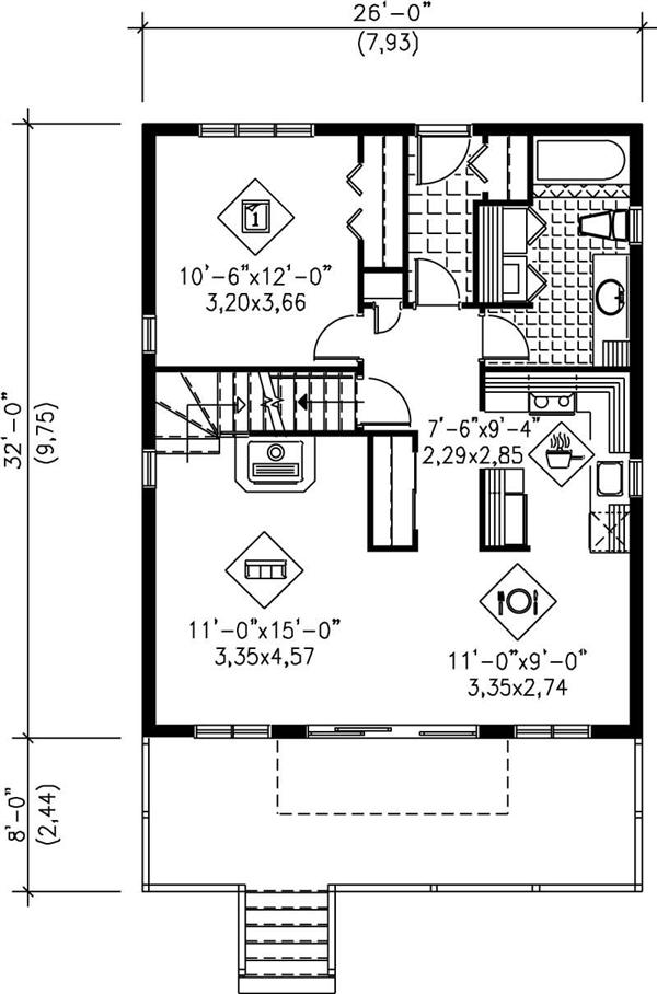 Beachfront Arts And Crafts House Plans Home Design Pi