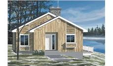 Main image for house plan # 12432
