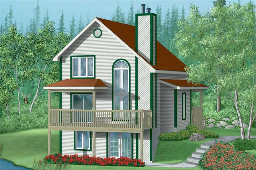Main image for house plan # 12440