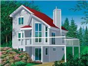 View house Plan#157-1636