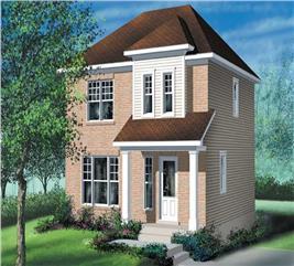 House Plan #157-1660