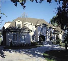 House Plan #158-1021